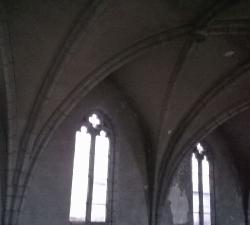 Chantier Eglise Notre Dames  Marthurer à Riom