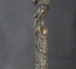 mauzat_marc_titre_n87_instant_b1_annee_2011_bronze_patine_h_35cm_l_8cm_pr_7_cm (2)_web